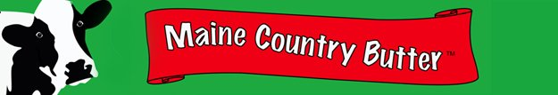 The Official Website of Maine Country Butter™